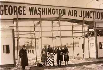 George Washington Air Junction - George Washington Air Junction, 1925
