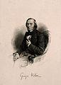 George Wilson. Engraving by L. Stocks, 1866. Wellcome V0006306.jpg