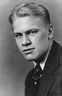 Gerald Ford hs-graduation portrait, 1931