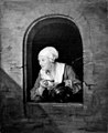 Gerard Dou - An Old Woman by a Window - KMS662 - Statens Museum for Kunst.jpg