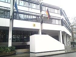 Embajada de Alemania en el Reino Unido