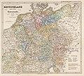 Germany under the Hohenstaufen dynasty, and until to 1275 (Spruner, 1854).jpg