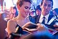 Ghost In The Shell World Premiere Red Carpet- Scarlett Johansson (23552160908).jpg