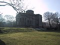 Gibside, the Chapel in February frost - geograph.org.uk - 1456193.jpg