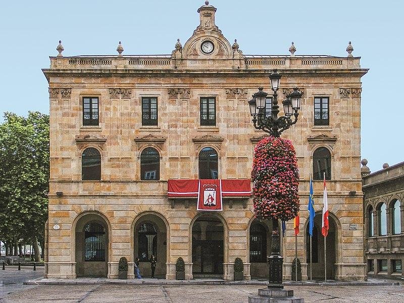 Archivo: Gijón Hall.jpg Town