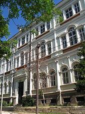 Photographie du lycée Josip Broz Tito de Bitola