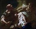 Giovanni Battista Piazzetta - The Sacrifice of Isaac - WGA17427.jpg