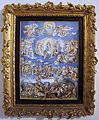 Giulio clovio (ambiente), giudizio universale (da michelangelo, prima delle censure), 1570 ca., pergamena 01.JPG