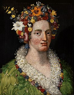 Giuseppe arcimboldo - flora 1589 oil on panel 74 5x57 5cm pc.jpg