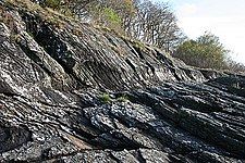 Glaciated Rocks - geograph.org.uk - 1273270.jpg