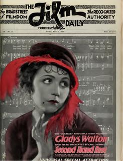<i>Second Hand Rose</i> (film) 1922 film