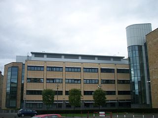 Institute of Cardiovascular & Medical Sciences Research centre at University of Glasgow