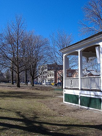 Glens Falls, New York - City Park