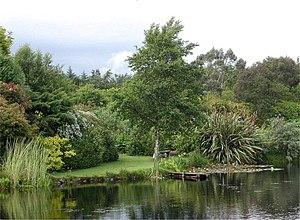 Dunragit - Image: Glenwhan Garden geograph.org.uk 331064