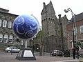 Globe, Dungannon Square - geograph.org.uk - 942103.jpg
