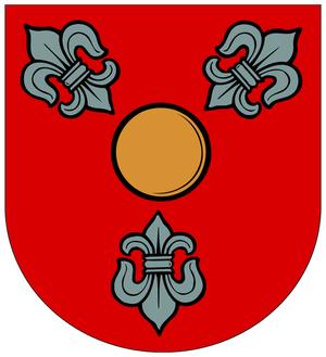 Glostrup Municipality - Image: Glostrup Kommune shield