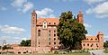 Gniew Castle from south-east.jpg