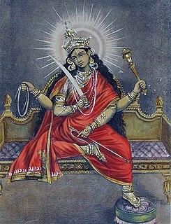 Matangi Hindu goddess