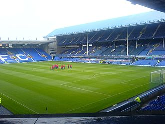 Everton F.C. - Goodison Park