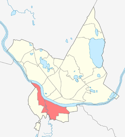 Location of Grīva