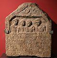 Grabstein Flavius Amabilis Regensburg 3. Jh. n. Chr. Archaeologische Staatssammlung Muenchen-1.jpg
