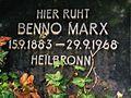 Grabstein von Benno Marx ( 1883-1968).jpg