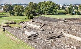 Gran Pirámide de Cholula, Puebla, México, 2013-10-12, DD 02.JPG