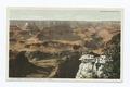 Grand Canyon from Hotel El Tovar, Grand Canyon, Ariz (NYPL b12647398-69836).tiff