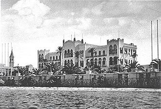 Grand Hotel Tripoli - The original Grand Hotel Tripoli