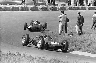 1963 Formula One season - Lotus-Climax won the International Cup for F1 Manufacturers with the Lotus 25