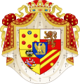 Grand coat of arms of Élisa Bonaparte (1777-1820).svg
