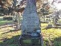 Grave of Francis Francis in Twickenham Cemetery.jpg