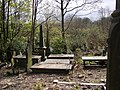 Graveyard, Golcar Baptist Chapel, Chapel Lane, Golcar - geograph.org.uk - 408445.jpg