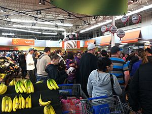 Black Friday (shopping) - Black Thursday, Walmart