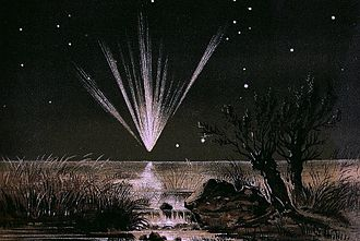 John Tebbutt - The Great Comet of 1861