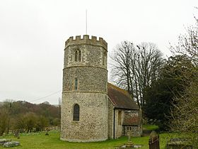 St Mary's parish church