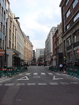 Great Titchfield Street - Great Titchfield Street businesses and showrooms in London's West End
