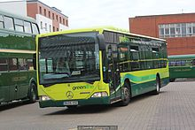 Green Line coach 3902 (BU06 HSE), route 724, 5 May 2013.jpg