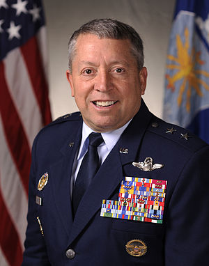 Chief of Safety of the United States Air Force - Image: Greg Feest