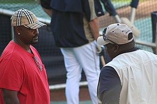 Greg Vaughn American baseball player
