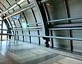 Gregorio Urbano Gilbert metro station.jpg