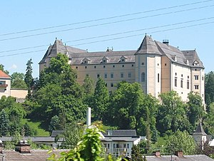 Grein, Austria - Image: Grein Burg