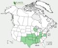 Grindelia lanceolata US-dist-map.png