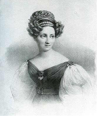 Stéphanie de Beauharnais - Image: Großherzogin Stéphanie de Beauharnais