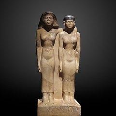 Group of Hetepheres II and Meresankh III-30.1456