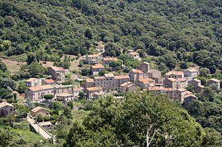 Guargualé Commune in Corsica, France