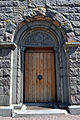 Gudhjem Kirche, Bornholm (2012-07-08), by Klugschnacker in Wikipedia (3).JPG
