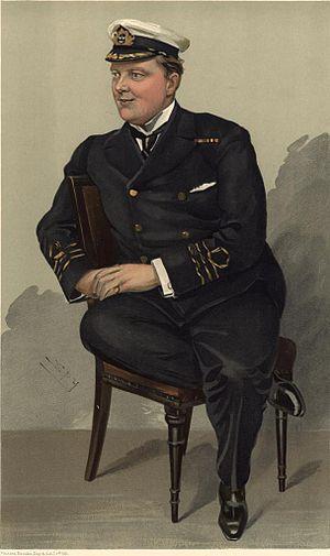 Rupert Guinness, 2nd Earl of Iveagh - Rupert Guinness by Leslie Ward