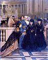 Gustave Léonard de Jonghe - Collection of alms.jpg