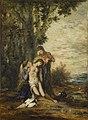 Gustave Moreau - The Martyred Saint Sebastian - 19-1968 - Saint Louis Art Museum.jpg